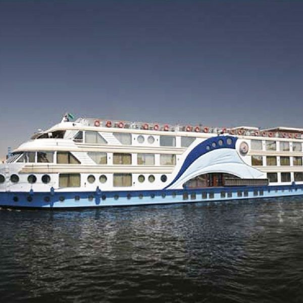 M/S Amarco I Nile Cruise wheelchair Accessible