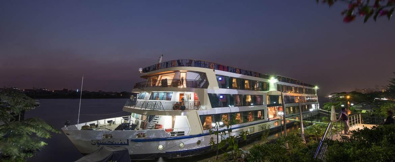 M/S Amwaj Living Stone Nile Cruise