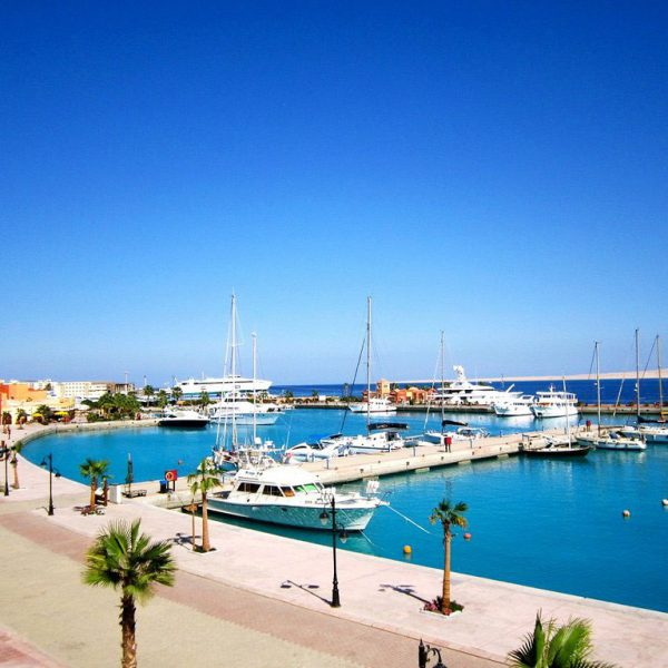 hurghada city tour in egypt