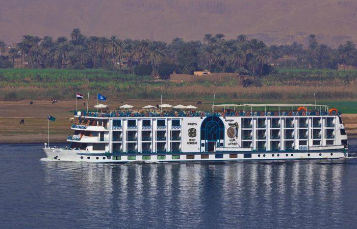 MS Sonesta Moon Goddess Nile cruise