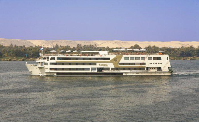 MS Sonesta Nile Goddess Nile cruise