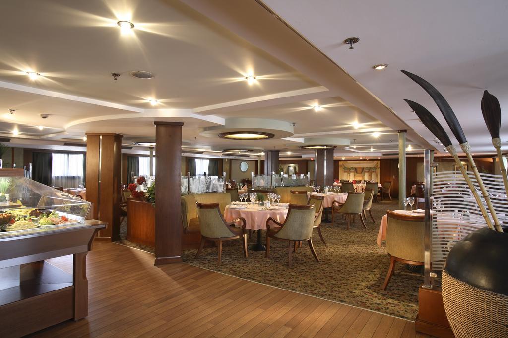 M/S Sonesta Star Goddess Nile cruise