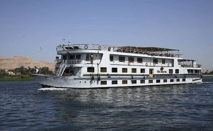 MS Nile Empress Nile Cruise